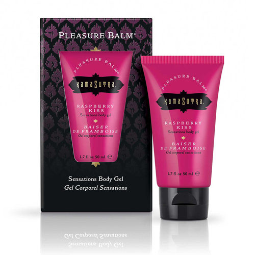 Kamasutra Pleasure Balm Raspberry Kiss