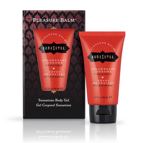 Bodygel Strawberry Dreams – Kama Sutra
