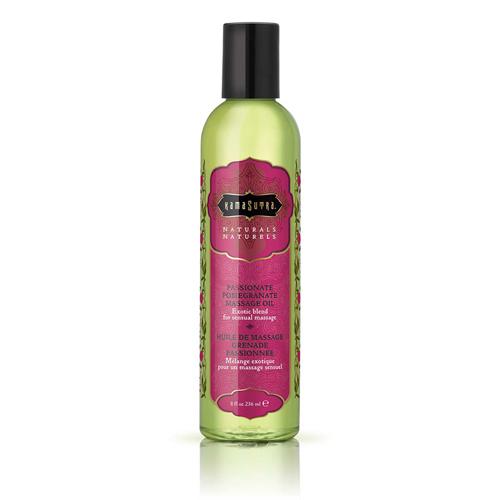 Kamasutra Naturals Pomegranate Massage-Olie
