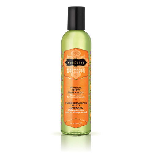 Kamasutra Naturals Tropical Fruits Massage-Olie