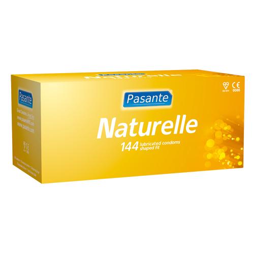 144 Pasante Naturelle Standaard Condooms