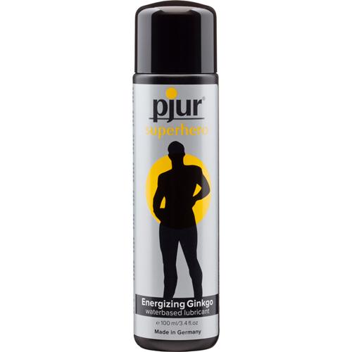 Pjur - Superhero Ginkgo glijmiddel - 100 ml