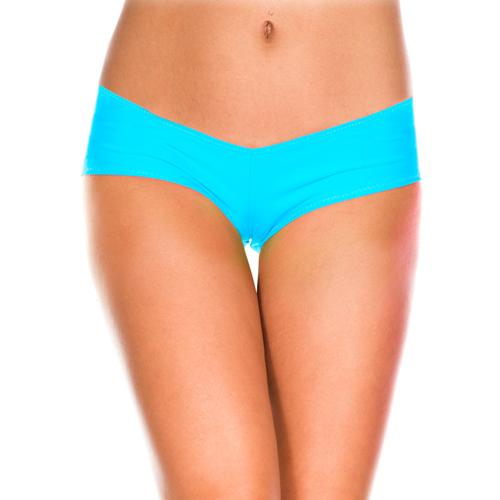 Neon Broekje – Turquoise Turquoise – Music Legs