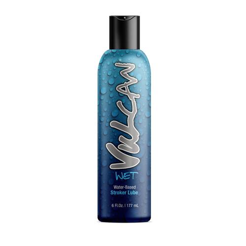 Vulcan Wet Waterbasis Glijmiddel – 117 ml Transparant – Vulcan