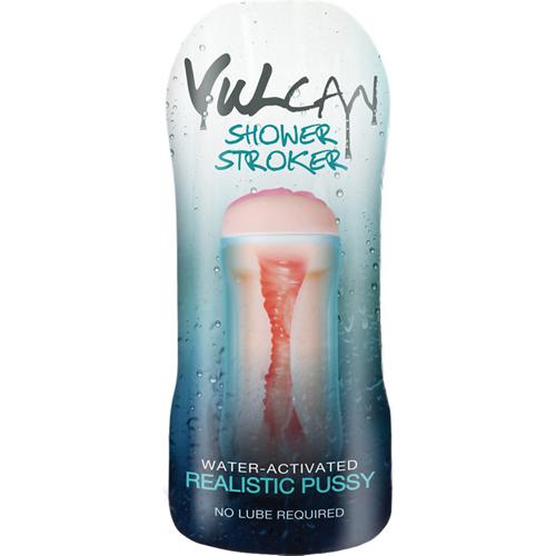Vulcan Shower Stroker – Realistic Pussy Crème – Vulcan