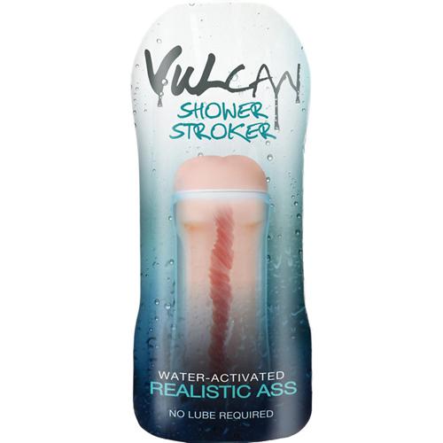 Vulcan Shower Stroker – Realistic Ass Crème – Vulcan
