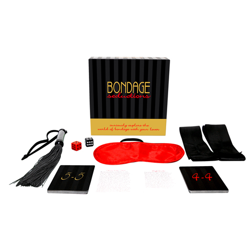 Bondage Seductions Spel – Kheper Games