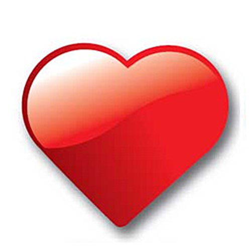 Pasante Rode Condooms Hartvormig 2 Stuks