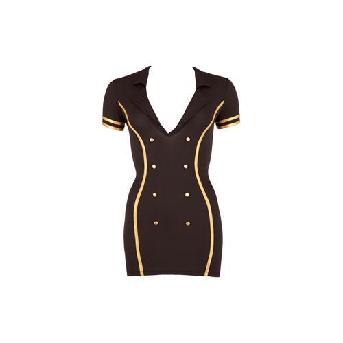 Stewardess Jurkje Zwart – Cottelli Collection
