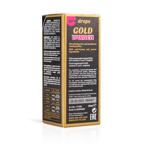 Spanish Fly lustopwekker voor vrouwen - Gold strong 30 ml