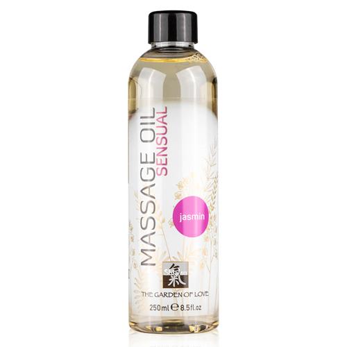 Shiatsu massage olie - Jasmijn