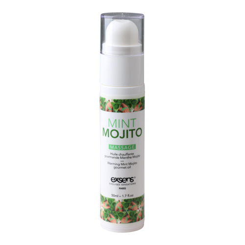 Exsens - Mint Mojito massageolie - 50 ml