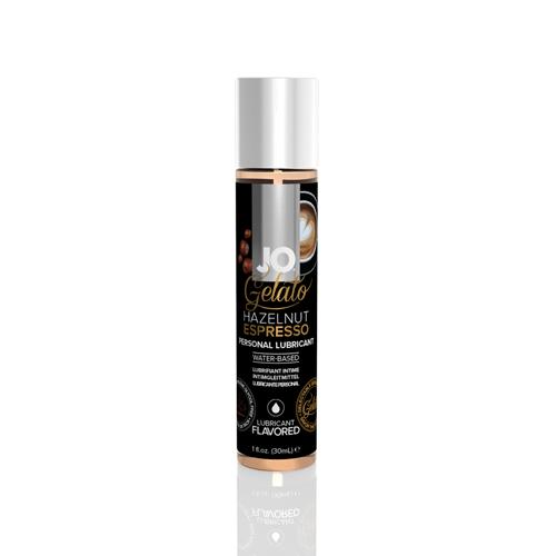 JO Gelato Hazelnoot Espresso Glijmiddel – 30 ml – System JO