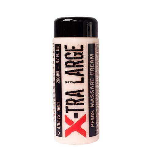 X Large Penis Massage Crème Roze – Ruf