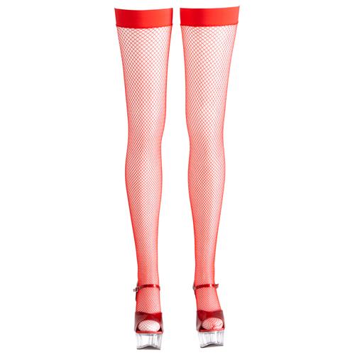 Rode net kousen