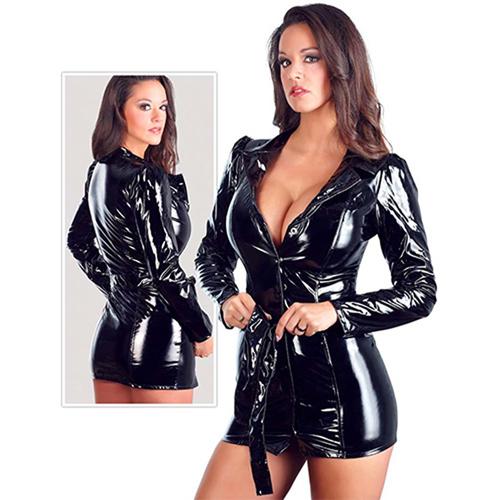 Kort lak jasje / mini jurk