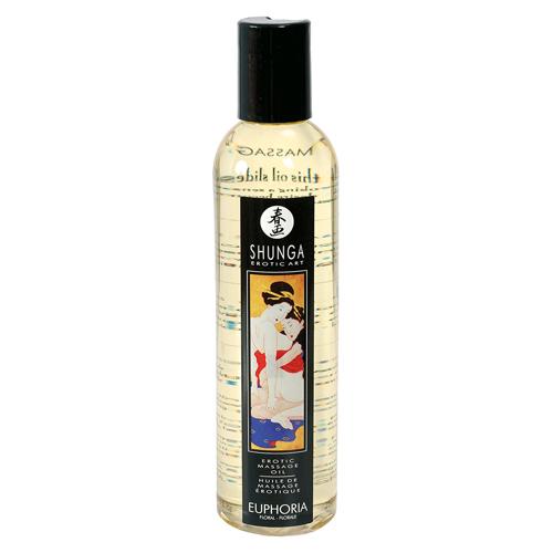 - Shunga - Massage Olie Euforie