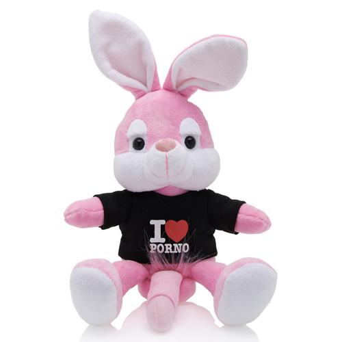 Naughty Bunny - Zwart