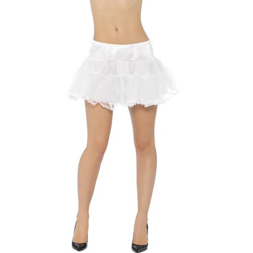 Tule Petticoat - Wit