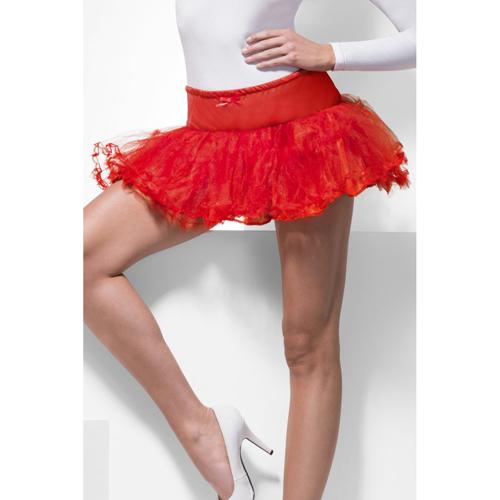Tule Petticoat - Rood