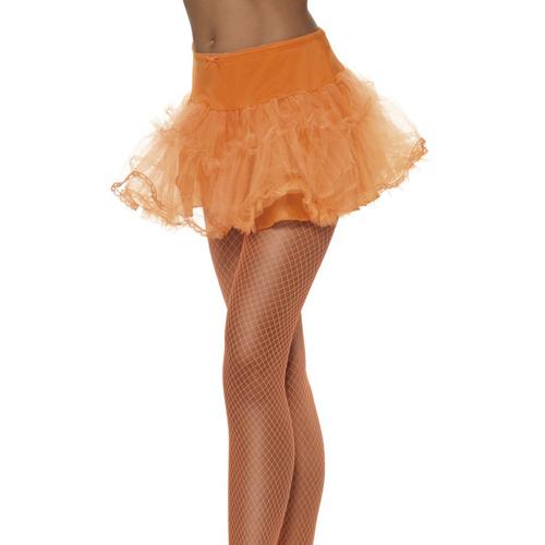 Tule Petticoat - Oranje