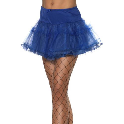 Tule Petticoat - Blauw