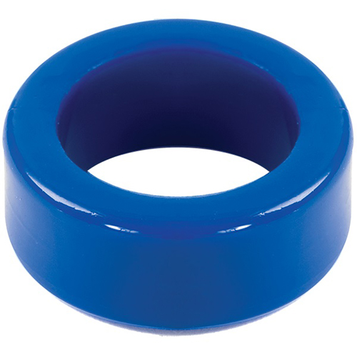 Blauwe flexibele cockring Blauw – Titanmen