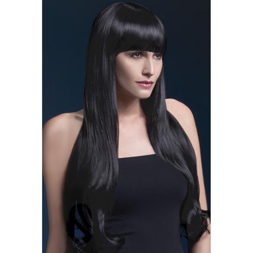 Bella Pruik Zwart