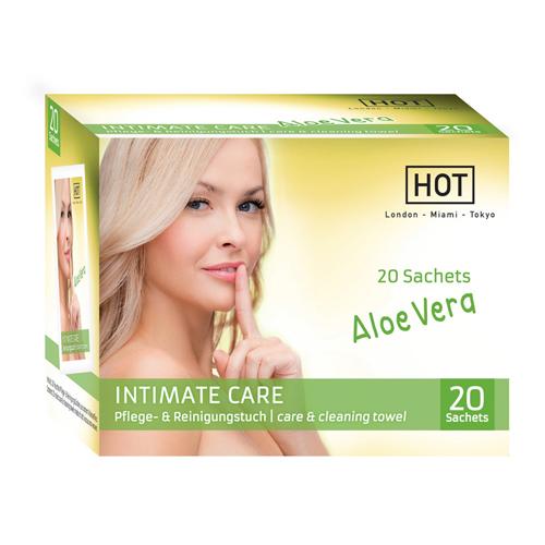HOT Intimate Care Hygiënische Doekjes