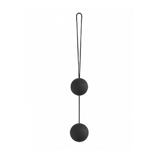Afc Vibro Balls Black Stuk