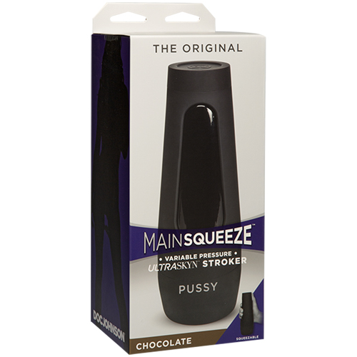 Main Squeeze The Original Pussy - Chocolate
