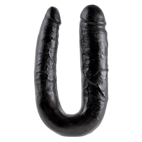 Cock Double Trouble L Black Stuk