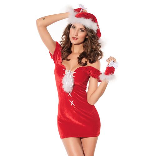 Kerstjurkje - Hot Santa