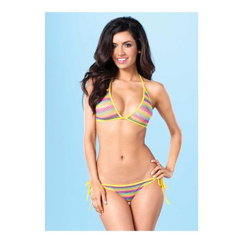 Driedelige Bikini Set