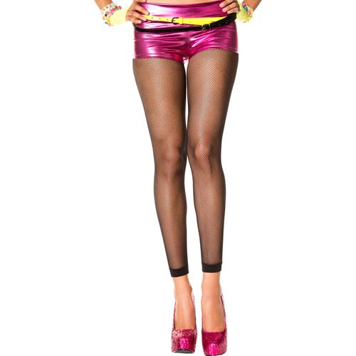 Een sexy visnet legging geeft je outfit een uitdagende twist. deze fijnmazige legging van music legs laat je ...