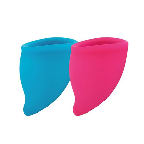 Fun Cup Menstruatiecups Maat A – 2 Stuks – Fun Factory