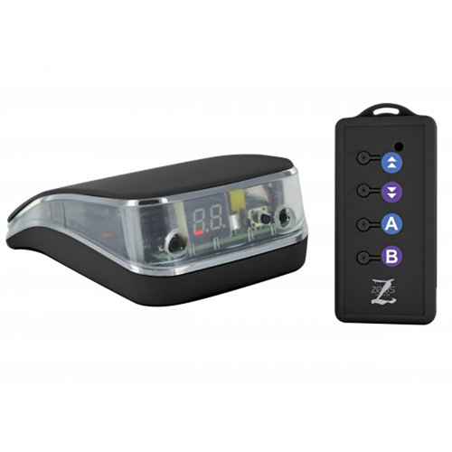 Energize Estim Power Box Zwart – Zeus Electrosex
