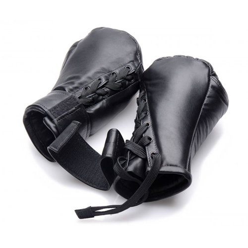 Strict Leather Padded Puppy Handschoenen