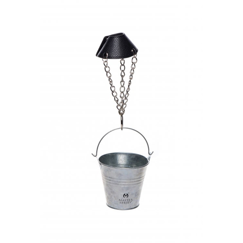 Hell's Bucket Ballstretcher Zwart – Master Series