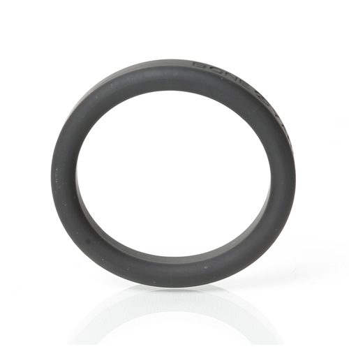 Siliconen Cockring 45mm Zwart – Boneyard