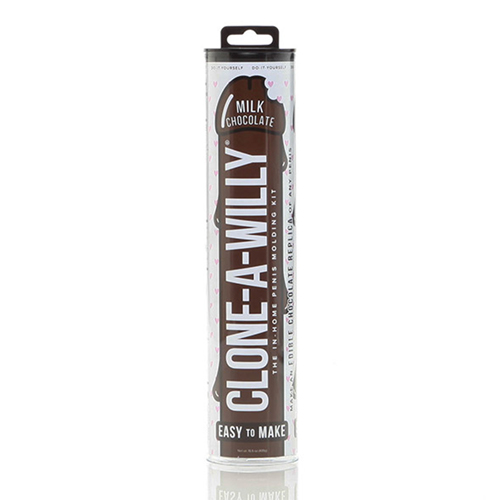 Clone-A-Willy Kit – Melk Chocolade Bruin – Empire Labs