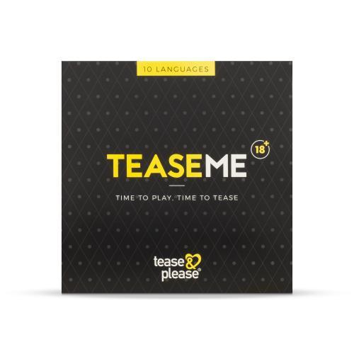 Tease Me Spel Geel – Tease & Please