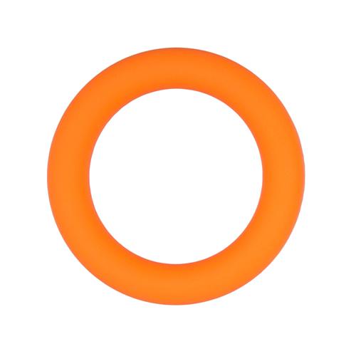 Easytoys Siliconen Cockring Large - Oranje