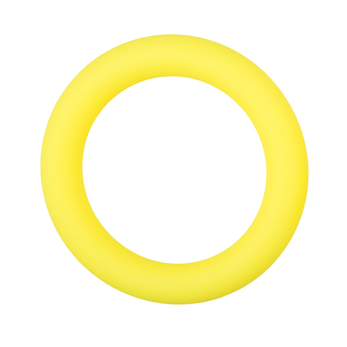 Easytoys Siliconen Cockring Large - Geel