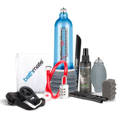 Hydromax Xtreme X50 – Blauw Blauw – Bathmate