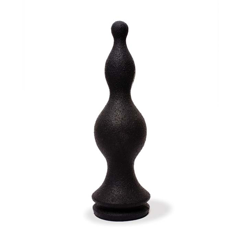 Zwarte Buttplug Keep Burning