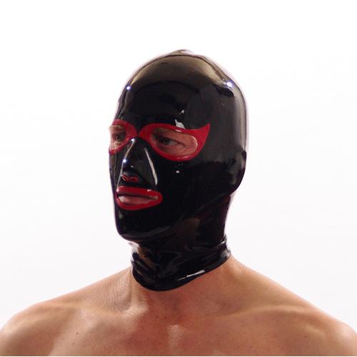 Latex Kattenmasker