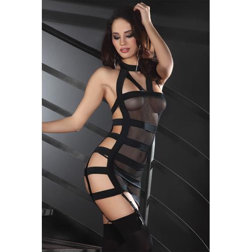 Laurinda Erotische Body Met String