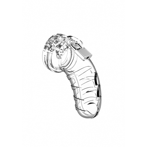 ManCage 04 Kuisheidskooi – Transparant Transparant – Mancage