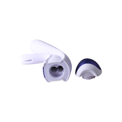 Ovo K5 Rabbit Vibrator White/Purple